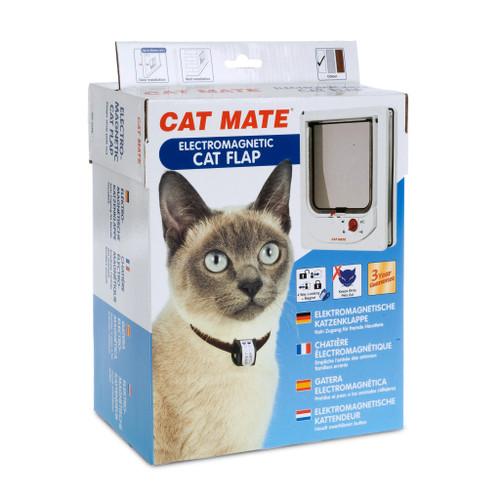 Petmate Electromagnetic Wood Fitting Cat Door