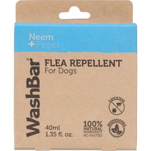 WashBar Natural Flea Repellent
