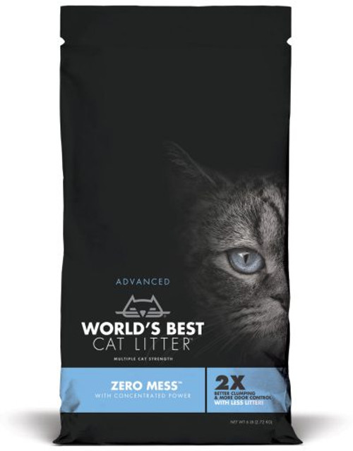 Worlds Best Zero Mess Cat Litter
