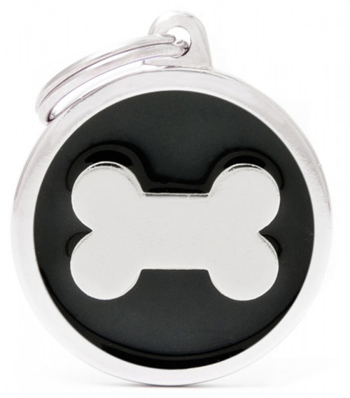 My Family Classic Large Dog Tags