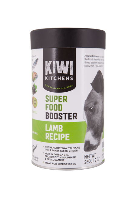 Kiwi Kitchens Freeze Dried Superfood Booster Lamb Recipe 250g