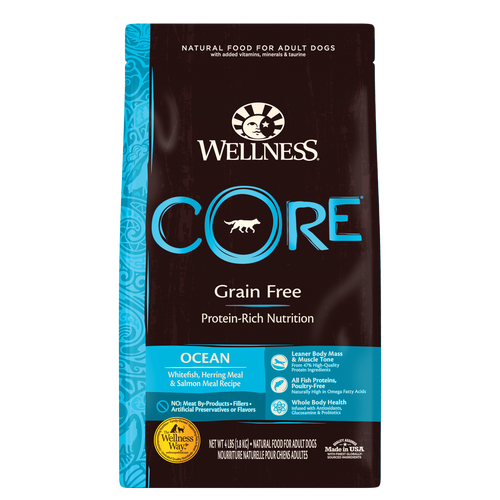 Wellness CORE Grain-Free Ocean Dry Dog Food