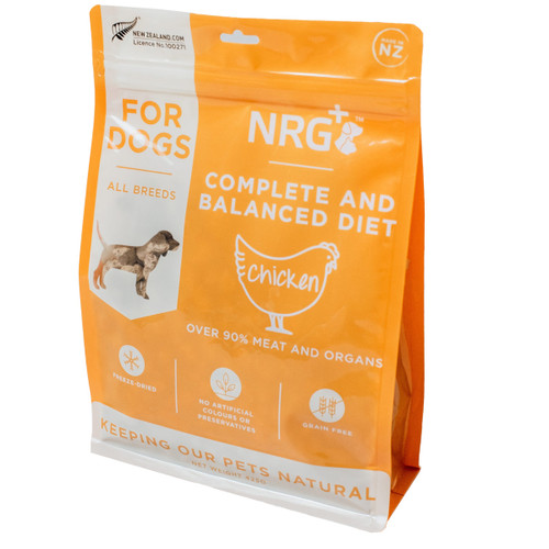 Chicken Freeze Dried Dog Food