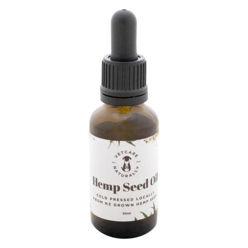 Vet Love Naturally Hemp Seed Oil