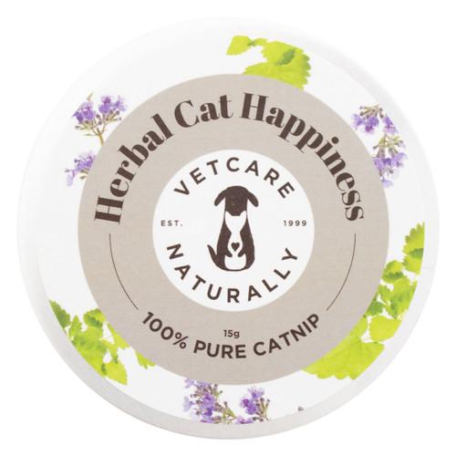 Olive's Kitchen Vet Love Naturally Herbal Cat Happiness Catnip
