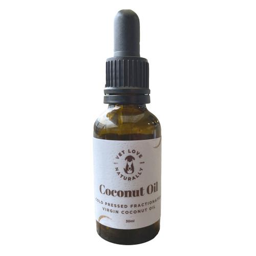 Vet Love Naturally Coconut Oil