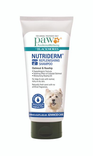 Blackmores PAW Nutriderm Replenishing Shampoo