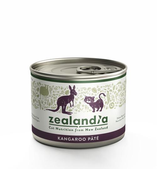 Zealandia Kangaroo Pate Cat Food