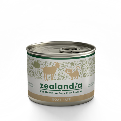 Zealandia Deluxe Goat Pate Cat Food
