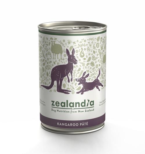 Zealandia Kangaroo Pate Dog Food
