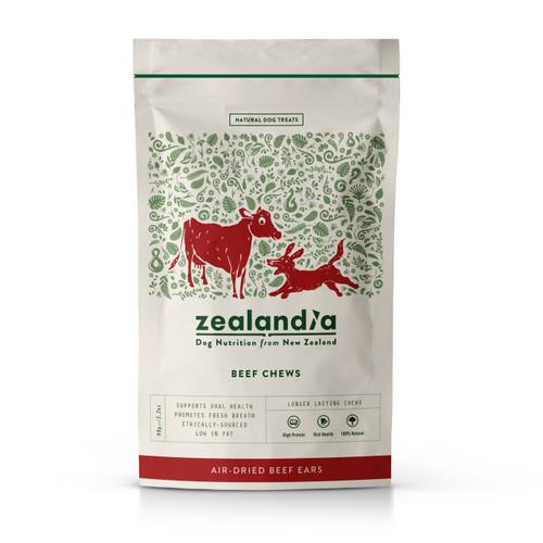 Zealandia Beef Chews Dog Treats