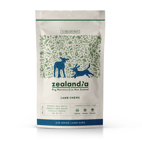 Zealandia Lamb Chews Dog Treats