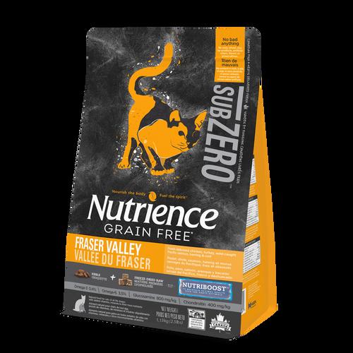 Nutrience Sub Zero Fraser Valley Dry Cat Food