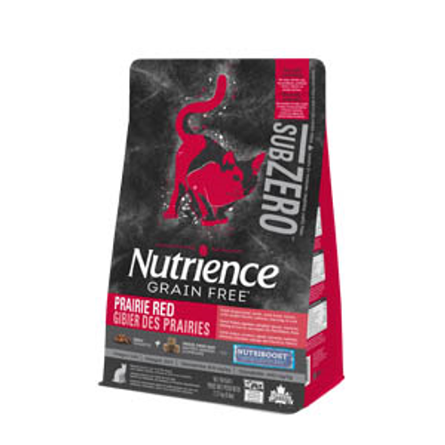 Nutrience Sub Zero Prairie Red Dry Cat Food