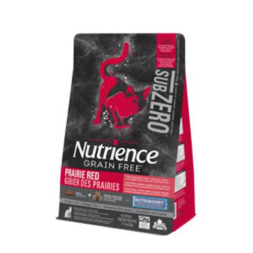 Nutrience Sub Zero Prairie Red Dry Cat Food