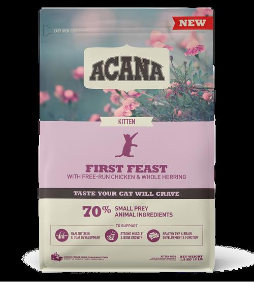Acana First Feast Dry Kitten Food
