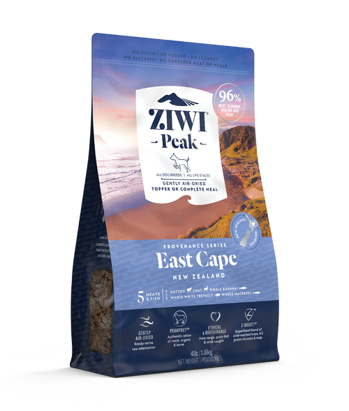 Ziwi Provenance East Cape Air Dried Dog Food