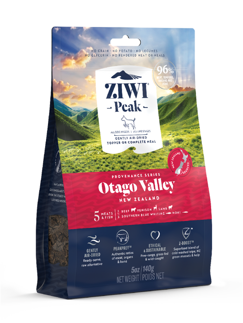 Ziwi Provenance Otago Valley Air Dried Dog Food