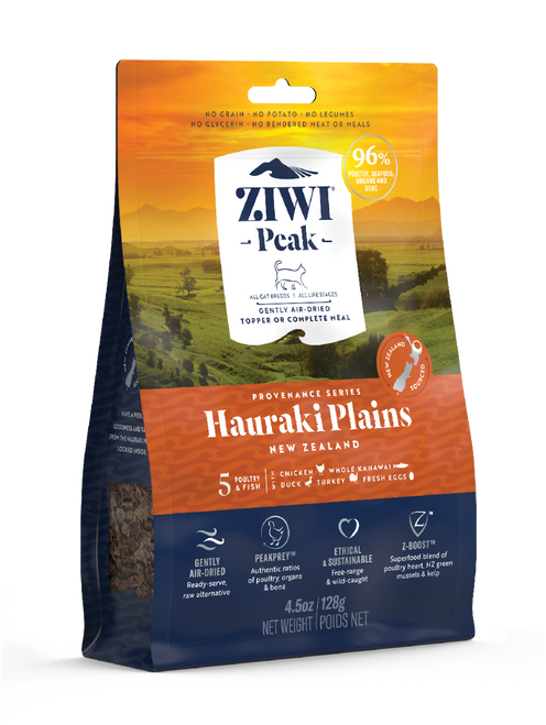 Ziwi Provenance Hauraki Plains Air Dried Cat Food