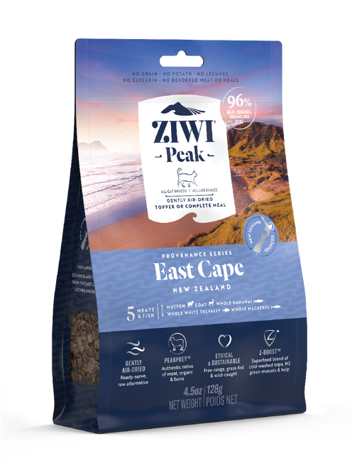 Ziwi Provenance East Cape Air Dried  Cat Food
