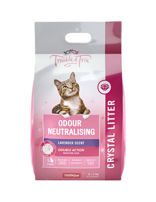 Trouble and Trix Cat Odour Neutralising Litter
