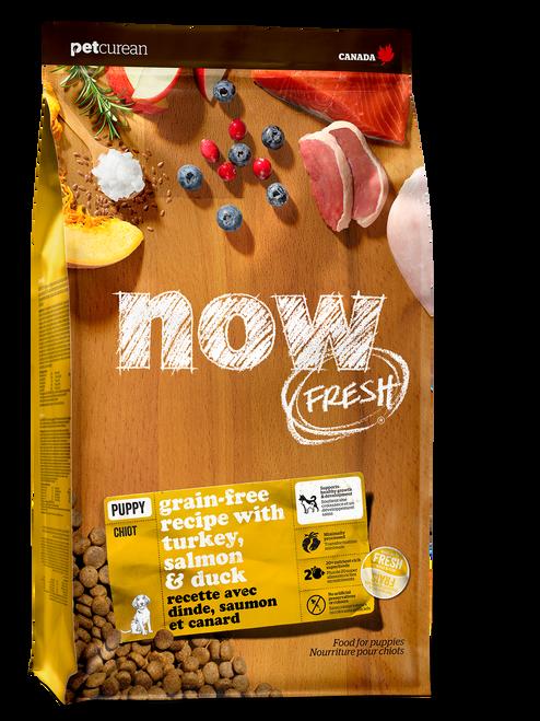 Now Fresh Grain Free Dry Puppy Food