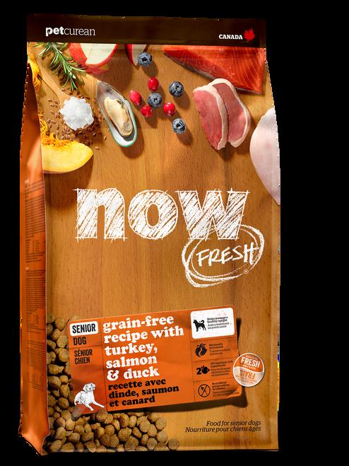 Now Fresh Grain Free Senior & Weight Management Dry Dog Food