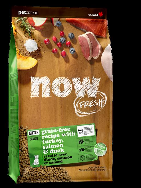 Now Fresh Grain Free Dry Kitten Food