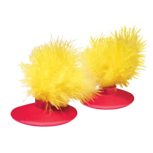 KONG Glide n' Seek Feathers Refill
