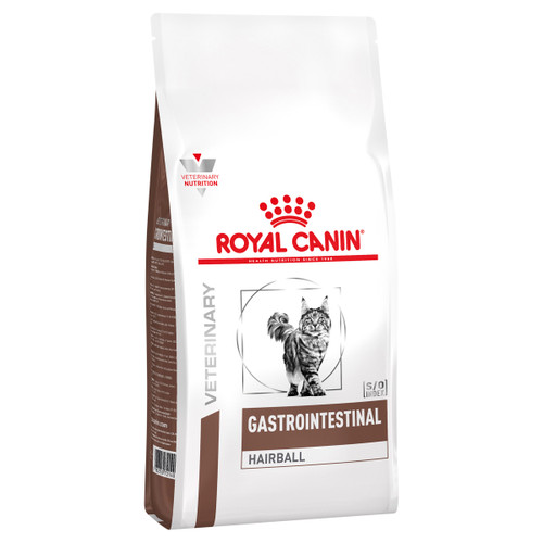 Royal Canin Vet Gastrointestinal Hairball Dry Cat Food