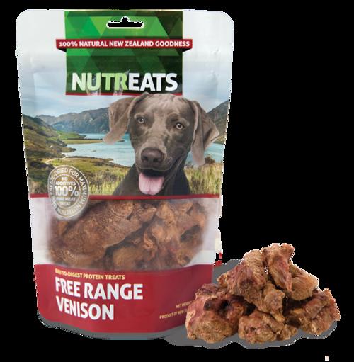 Nutreats Freeze Dried Venison Dog Treats