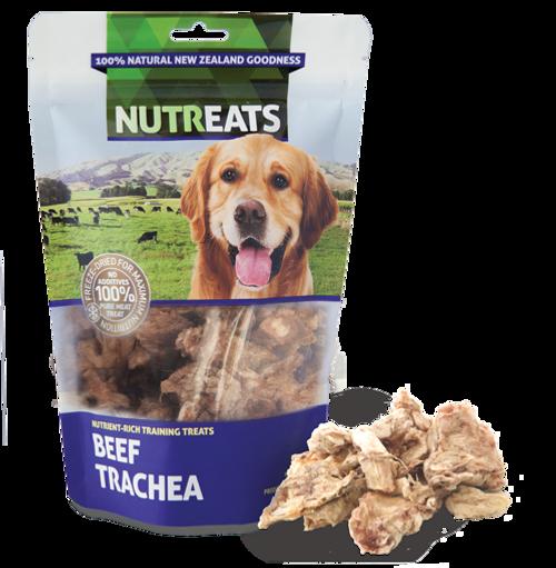Nutreats Freeze Dried Beef Trachea Dog Treats