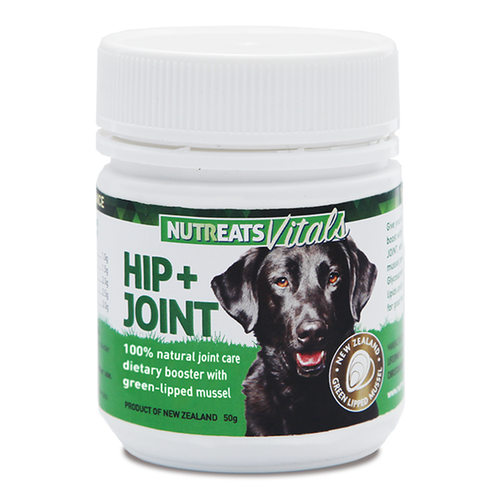 Nutreats Vitals Hip & Joint Supplement for Dogs