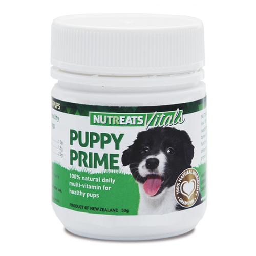 Nutreats Vitals Puppy Prime
