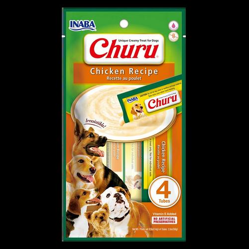 Inaba Churu Chicken Dog Treats