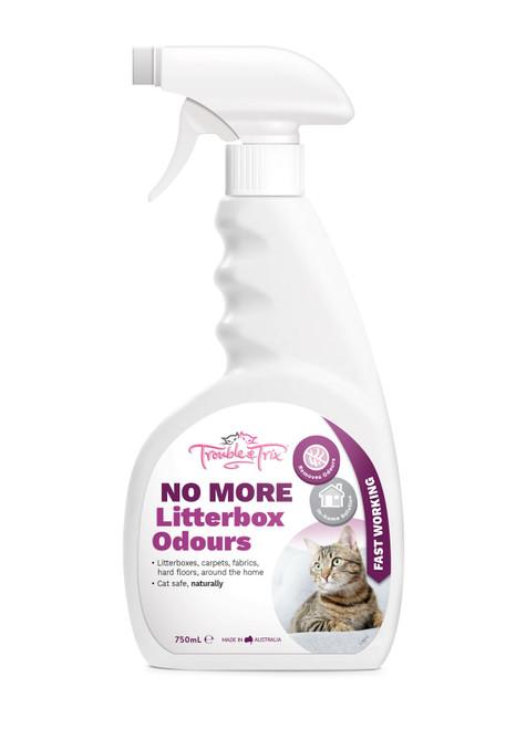 Trouble & Trix No More Litter Odour