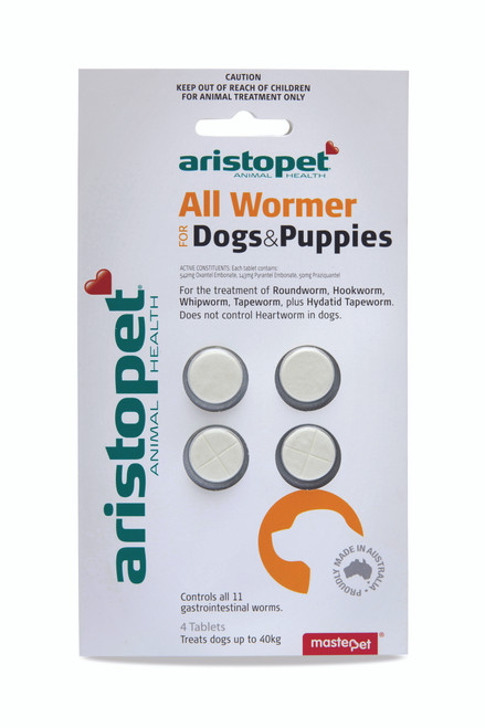 Aristopet AllWormer For Dogs And Puppies