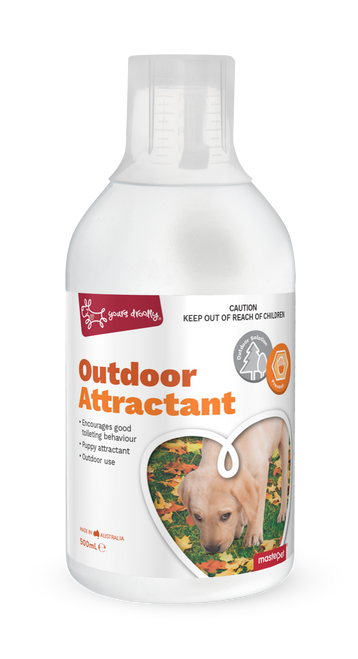 Yours Droolly Outdoor Attractant