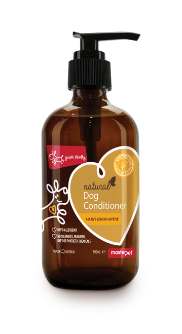Yours Droolly Natural Conditioner