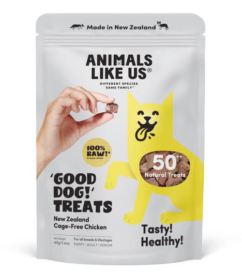 Animals Like Us Chicken Dog Treats