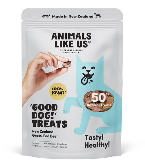 Animals Like Us Beef Dog Treats