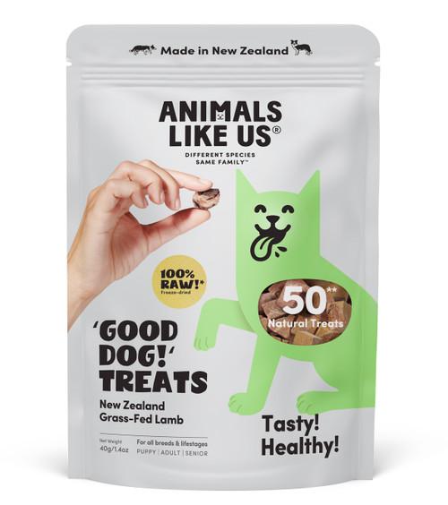 Animals Like Us Lamb Dog Treats