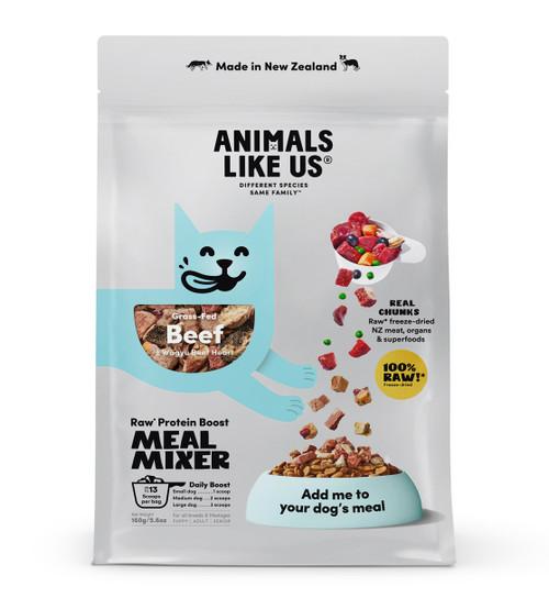 Animals Like Us Meal Mixer Beef & Wagyu Beef Heart Dog Food