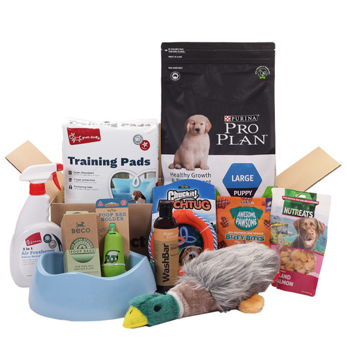 Pro Plan Large Breed Puppy Starter Pack