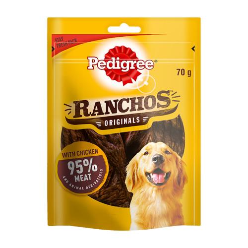 Pedigree Ranchos with Chicken Dog Treats