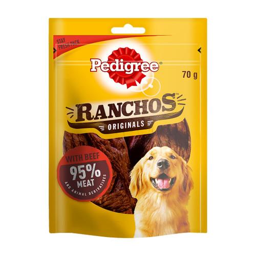 Pedigree Ranchos with Beef Dog Treats