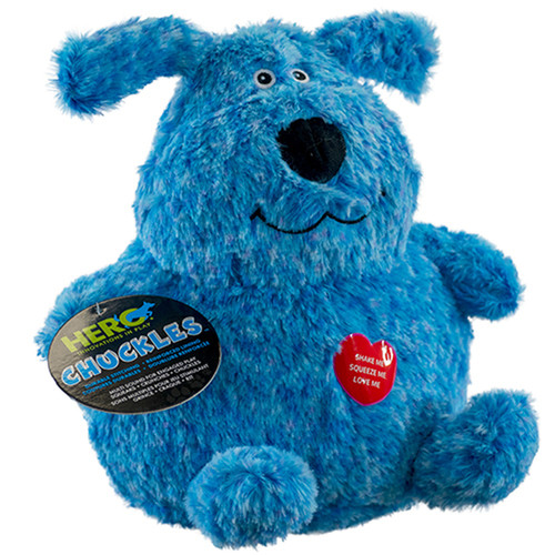 Hero Chuckles Dog Dog Toy
