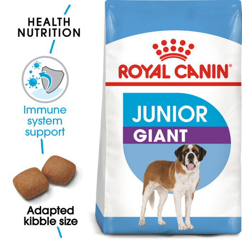 Royal Canin Giant Junior Dry Food