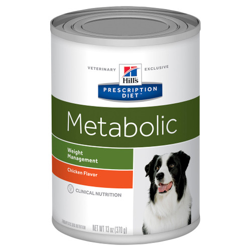 Hill's Prescription Diet Metabolic Weight Management Canned Dog Food