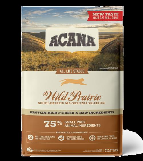 Acana Wild Prairie Dry Cat Food